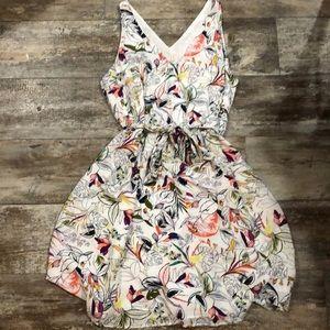 A New Day | Floral Sleeveless Dress Size XXL